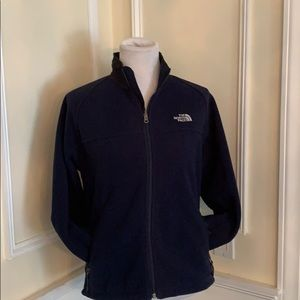 North Face Zipper Fleece Jacket